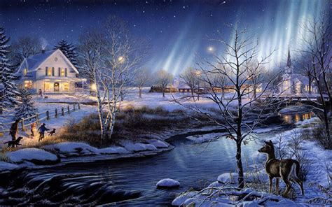 hd snow wallpapers