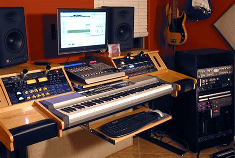 studio desk design diy studio desk plans custom fit for your needs ledger