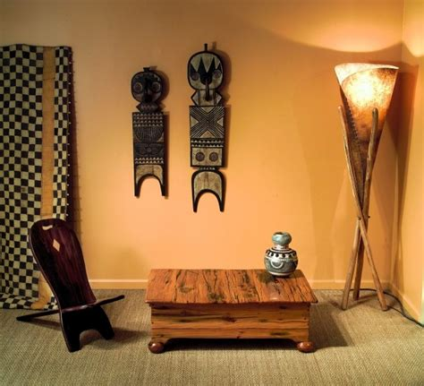 Afrocentric Home Decor 25 id 233 es de luminaire salon la lampe sur pied moderne