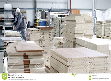 woodworking warehouse furniture factory interior editorial photography image