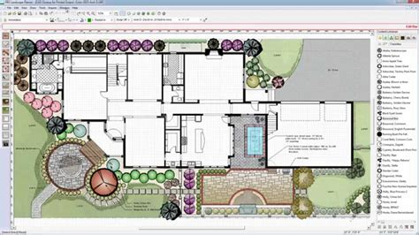 How To Design Software easy to use cad for landscape design with pro landscape