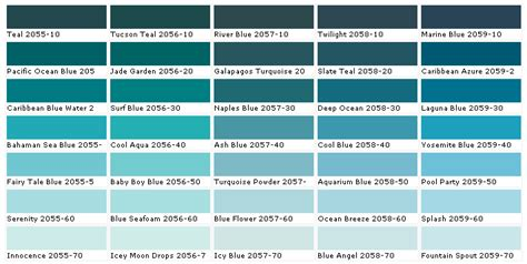 paint colors aqua decorating with aqua adds the serenity of the sea to your