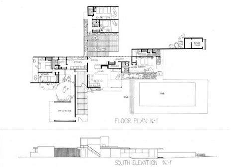 desert home plans kaufmann house plan search design house plans and house floor plans