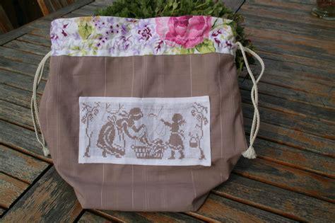 patron couture sac a linge