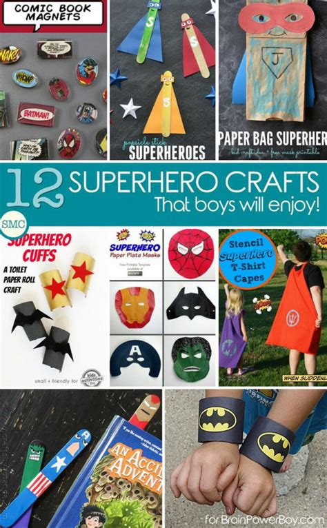 craft projects for boys cool crafts boys will enjoy
