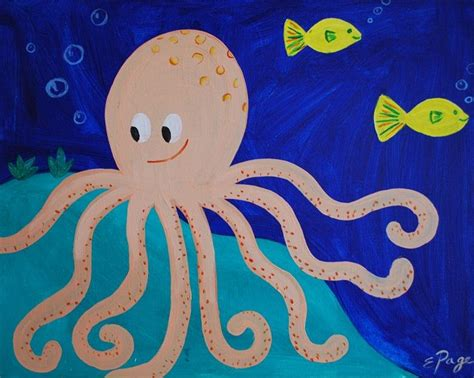 paper octopus craft crafts actvities and worksheets for preschool toddler and