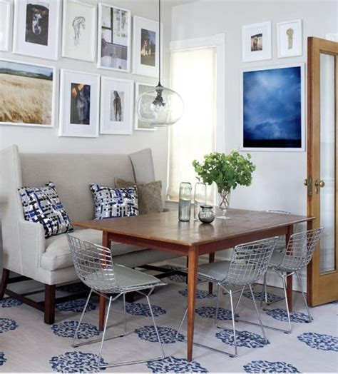 dining room loveseat 10 stylish bertoia chair dining room
