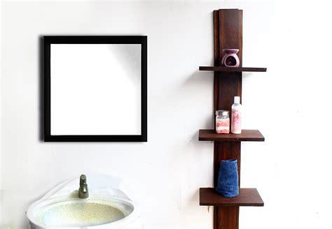 bathroom shelving unit 4 ways to create a bathroom shelving unit wikihow