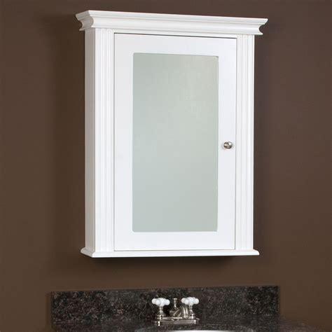 Bathroom Mirror Medicine Cabinet by Recessed Medicine Cabinet No Mirror Homesfeed
