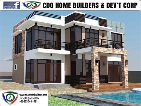 house design zen type cdo builders home