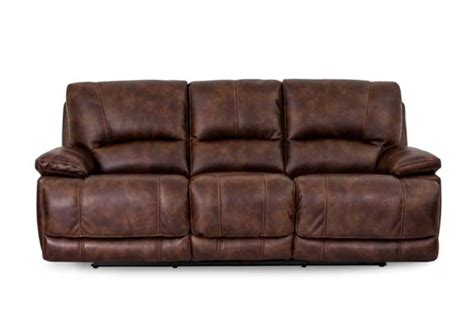reclining sofa set berkshire banner pecan power reclining sofa set