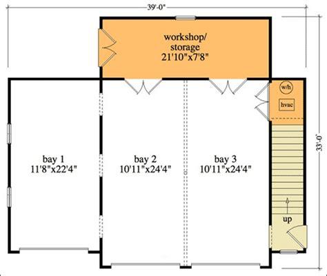 Detached Garage Apartment Floor Plans easy detached garage floor plans cad pro