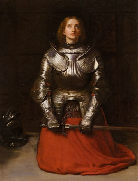 joan of arc opinions on joan of arc