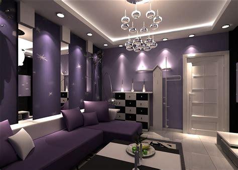 purple paint ideas for living room purple living room design 3d rendering 3d house free 3d