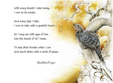 buddha prayer buddhist prayer thrive