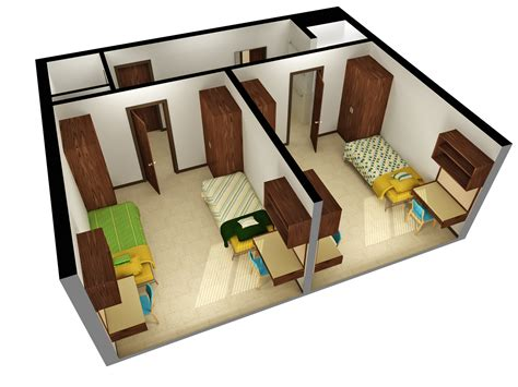 4 Bedroom Apartments San Diego sevrinson hall residence life ndsu