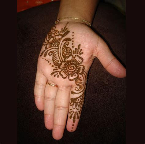 simple designs simple easy mehndi designs part ii urdu magazine