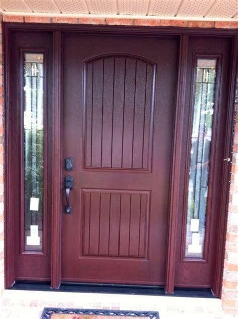 vinyl exterior doors calgary exterior doors fiberglass entry doors calgary