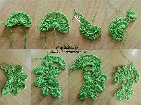 crochet tutorial crochet flower for a and scarf craft ideas