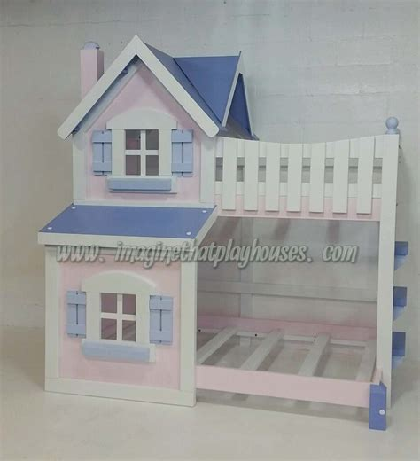 dollhouse bunk bed dollhouse bunk bed painted by