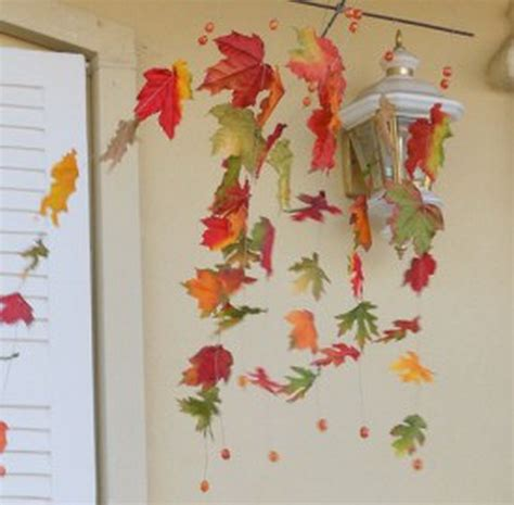 fall craft projects fall decor crafts easy fall leaf projects family