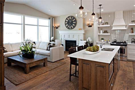 kitchen great room designs the hawthorne kitchen great room traditional kitchen