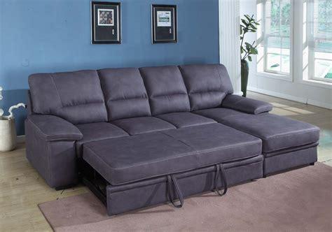 grey sectional sofas grey sleeper sectional sofa houston mattress king