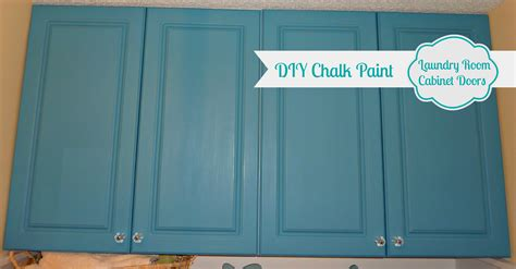 diy chalk paint for cabinets how to rev a laundry room mud room on a budget the