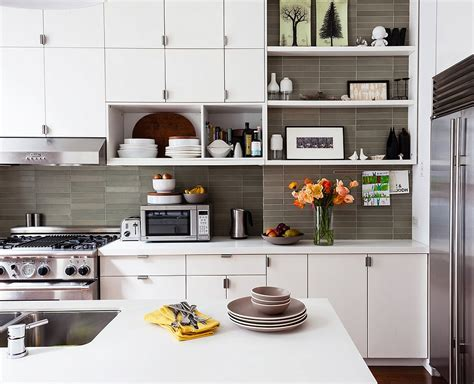 open cabinets in kitchen 10 gorgeous takes on open shelving in kitchens