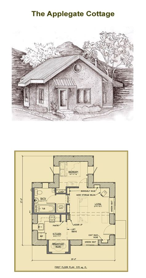 free straw bale house plans applegate straw bale cottage plans strawbale