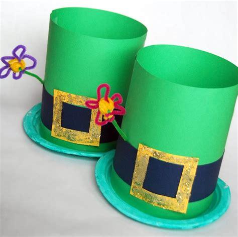 hat crafts for st patricks day hat crafts find craft ideas