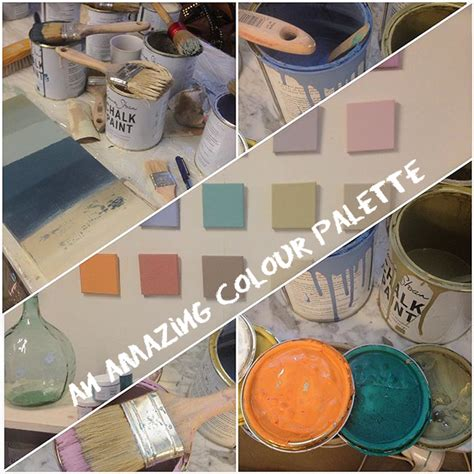 chalk paint lessons eclectic trends barcelona diaries chalk paint classes