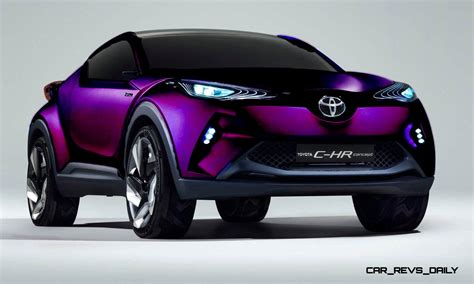 Toyota C Hr Concept by Update1 With 30 New Photos 2014 Toyota C Hr Concept