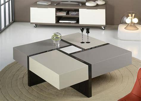 Coffee Table Contemporary Design Minimalist : Wood Coffee Table Contemporary Design ? All