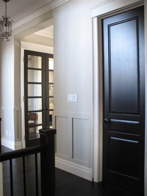 black doors interior black interior doors house decorators collection