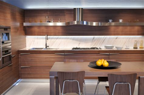 inspire design kitchen with led installing lighting on a glass cabinet inspiredled