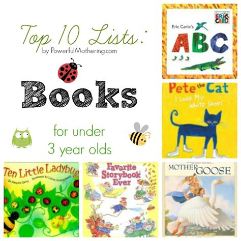 picture books for 6 year olds top 10 lists books for 3 year olds