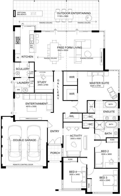 outdoor living floor plans floor plan friday high ceilings with indoor outdoor living