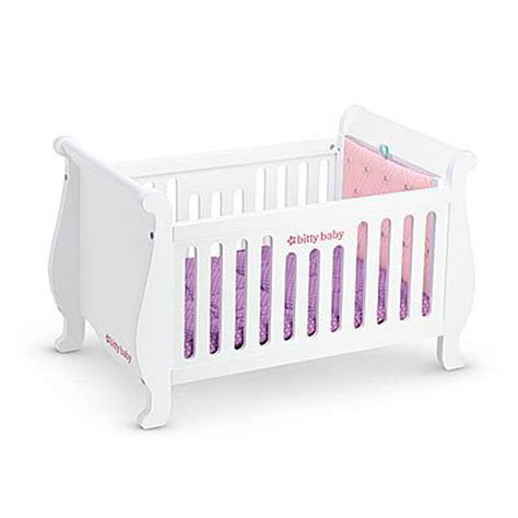 doll baby crib american bitty baby sweet dreams crib for 15 quot baby