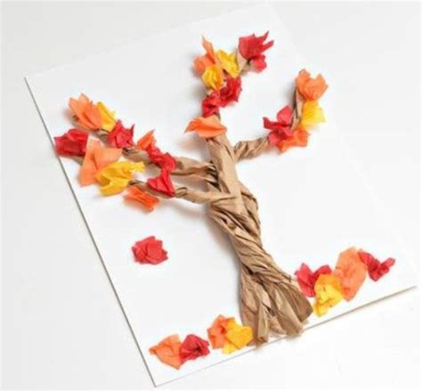 fall crafts 15 autumn paper craft for family net guide