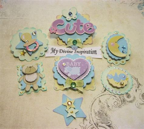 baby embellishments for card 25 best ideas about scrapbook embellishments on