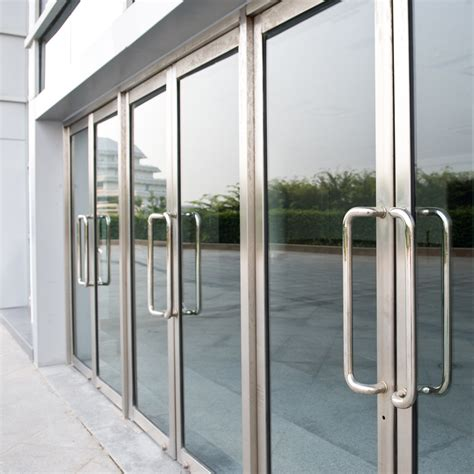 store front glass doors roseville storefront glass windows and doors