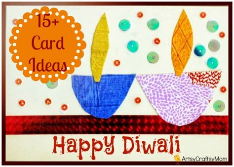 diwali cards for to make the ultimate list of 15 diy diwali card ideas for to