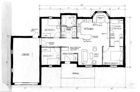 habitat for humanity house floor plans wheelchair home plans 4 bedroom home free home
