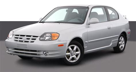 2004 Hyundai Accent Hatchback 2004 hyundai accent reviews images and specs