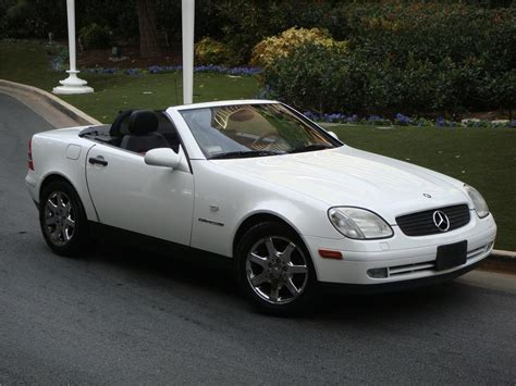 1999 Mercedes Slk230 1999 mercedes slk230 convertible 139033