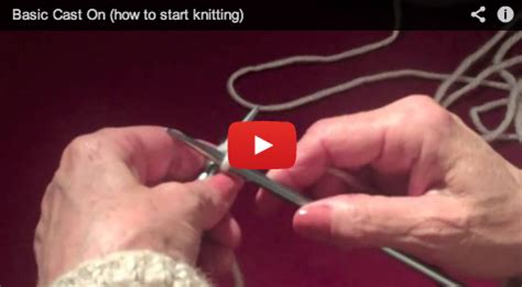 how to begin knitting learn how to knit and easy cast on knitting how