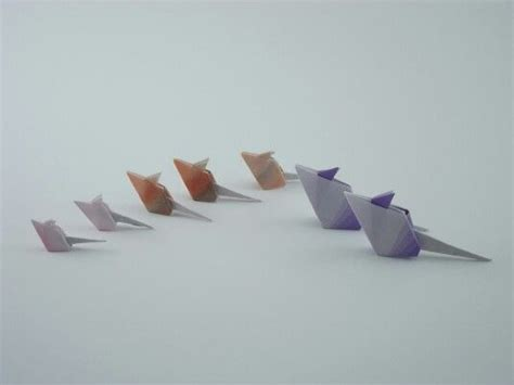 origami mouse easy 17 best images about origami animals mouse on