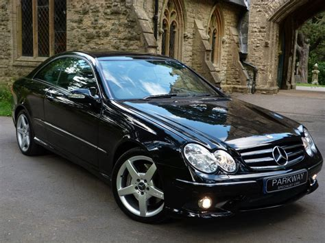 Mercedes Clk350 Coupe by Clk Parkway