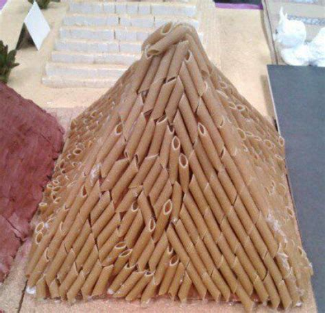 pyramid craft project 25 best ideas about pyramid model on ancient